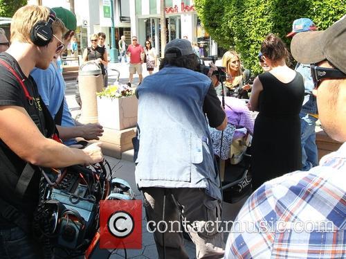heidi klum heidi klum filming 3616897
