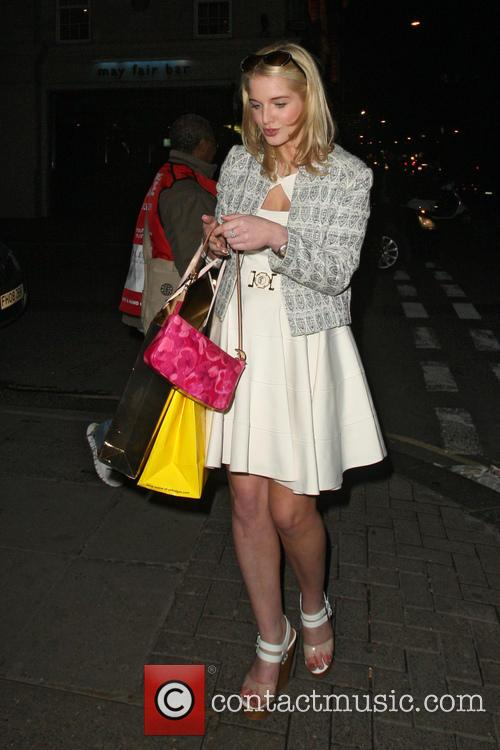 helen flanagan helen flanaghan leaving the may 3614983
