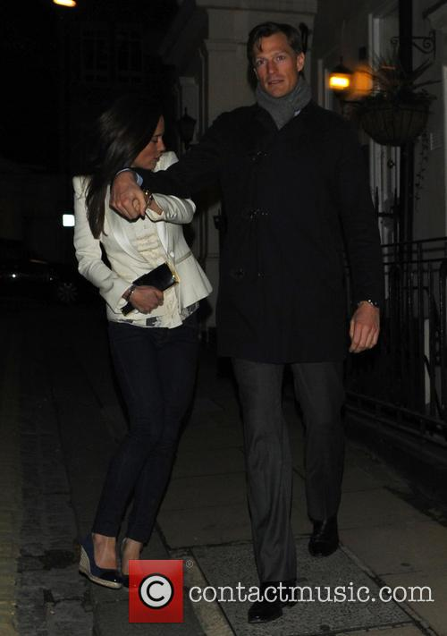 Pippa Middleton and Nico Jackson 5