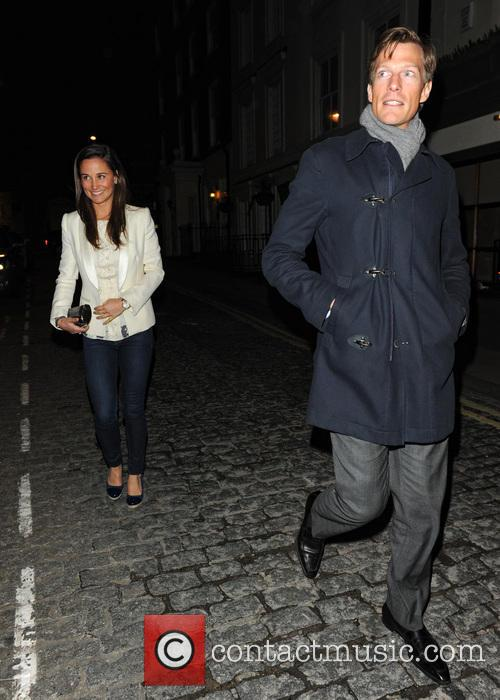 Pippa Middleton and Nico Jackson 9