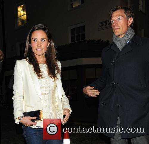 Pippa Middleton and Nico Jackson 12