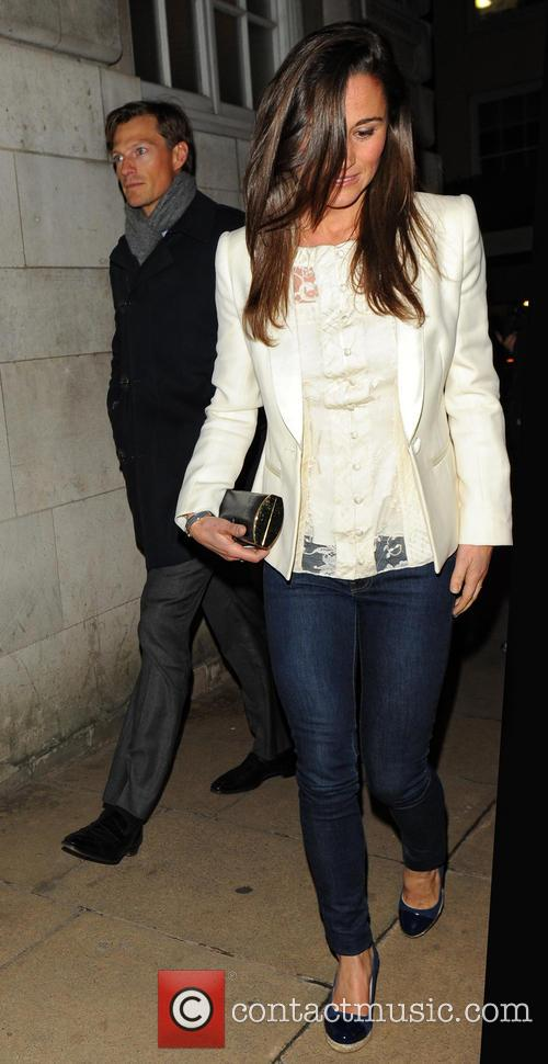 Pippa Middleton and Nico Jackson 13