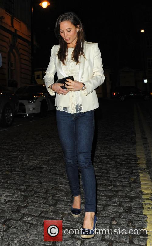 Pippa Middleton At Loulous
