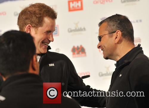 Prince Harry and Ivan Castro 11