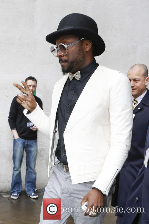 will i am celebrities at bbc radio 3616142