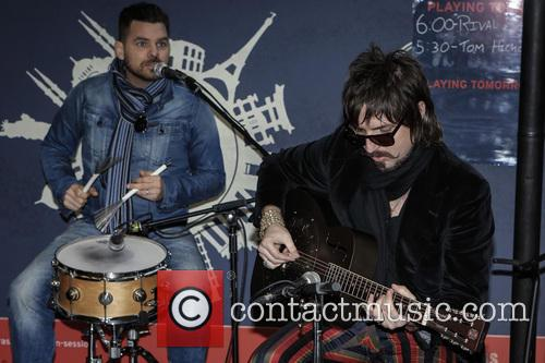 rival sons scott holiday mike miley rival sons at 3616704
