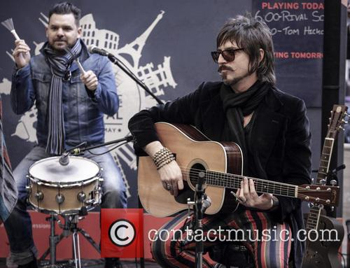 Scott Holiday, Mike Miley and Rival Sons 6