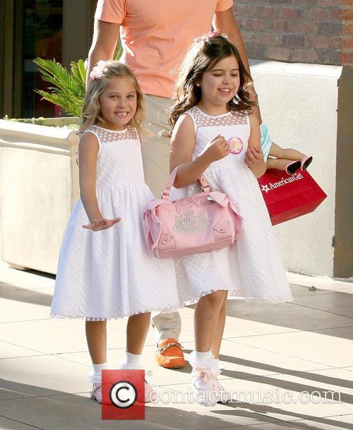 Rosie Mcclelland and Sophia Grace Brownlee 6