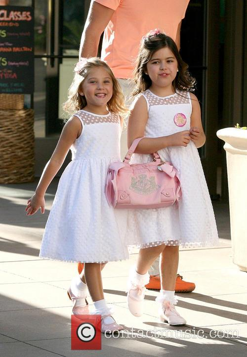 Sophia Grace and Rosie, regulars on 'The Ellen...