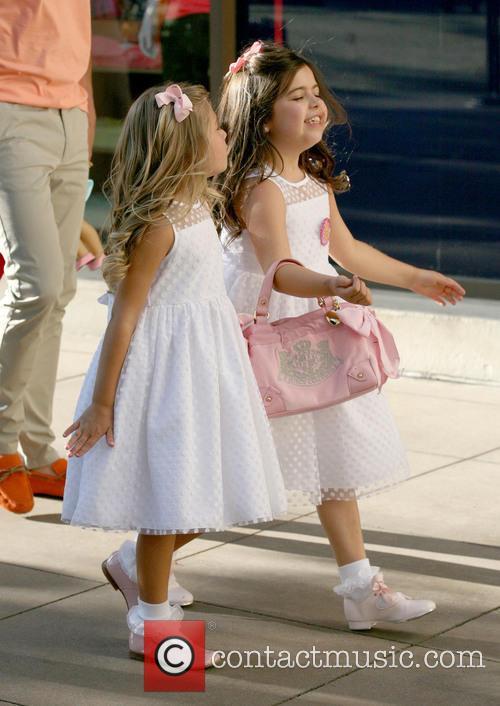 Rosie Mcclelland and Sophia Grace Brownlee 11