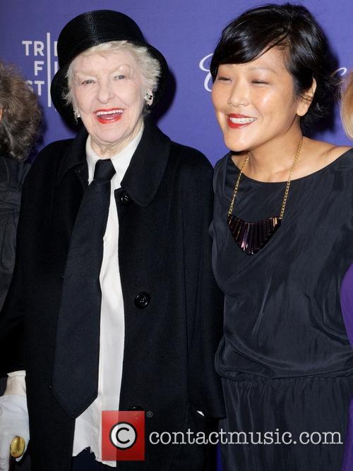 Elaine Stritch and Chiemi Karasawa 4