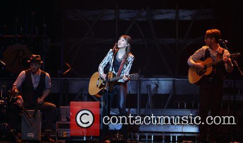 Reba McEntire and Caroline Kole 12