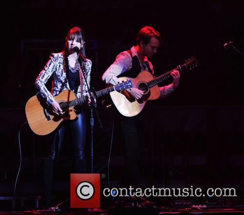 Reba McEntire and Caroline Kole 16