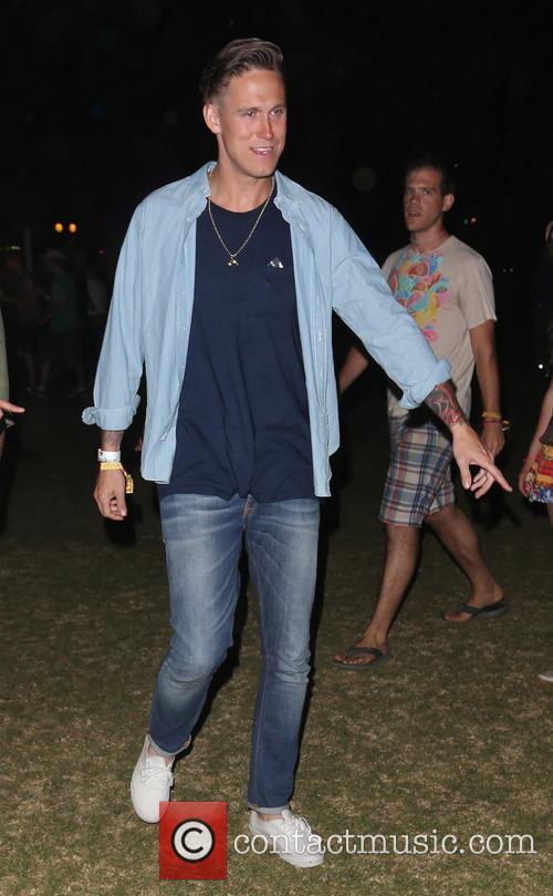 Robert Ackroyd, Coachella Music Festival, Coachella