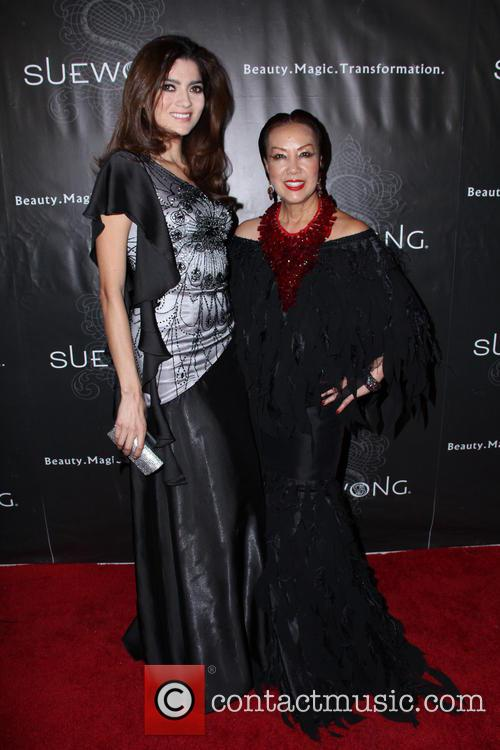 Blanca Blanco and Sue Wong 4