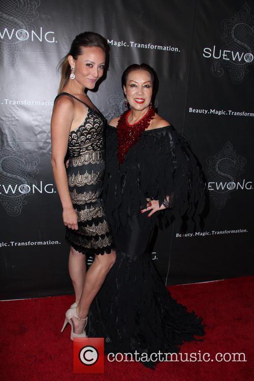 Lauren Mayhew and Sue Wong 2