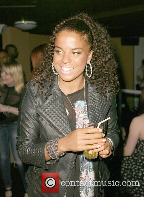 Ms Dynamite performs a one off gig