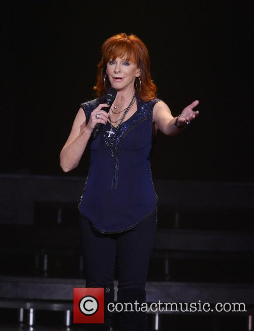 Reba McEntire performs at Hard Rock Live! in...