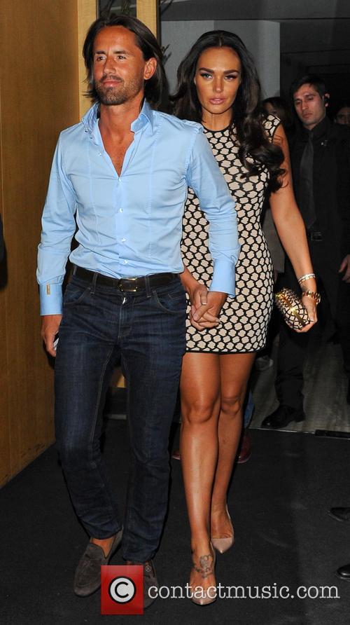 Tamara Ecclestone and Jay Rutland 2