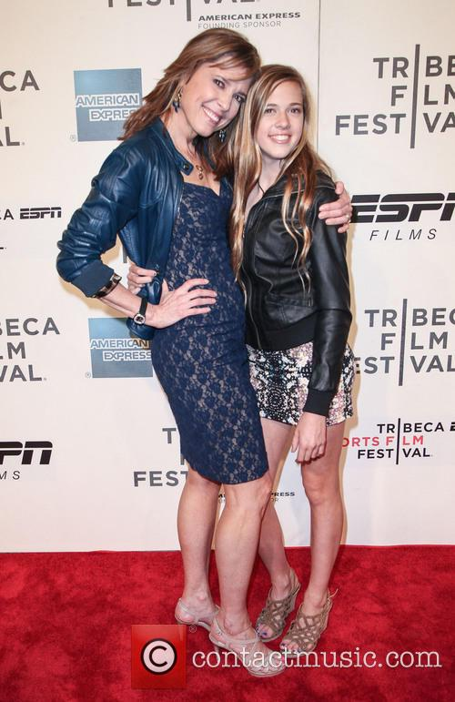 Hannah Storm and Lauren Gimpel