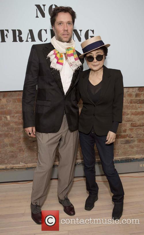 Rufus Wainwright and Yoko Ono 4