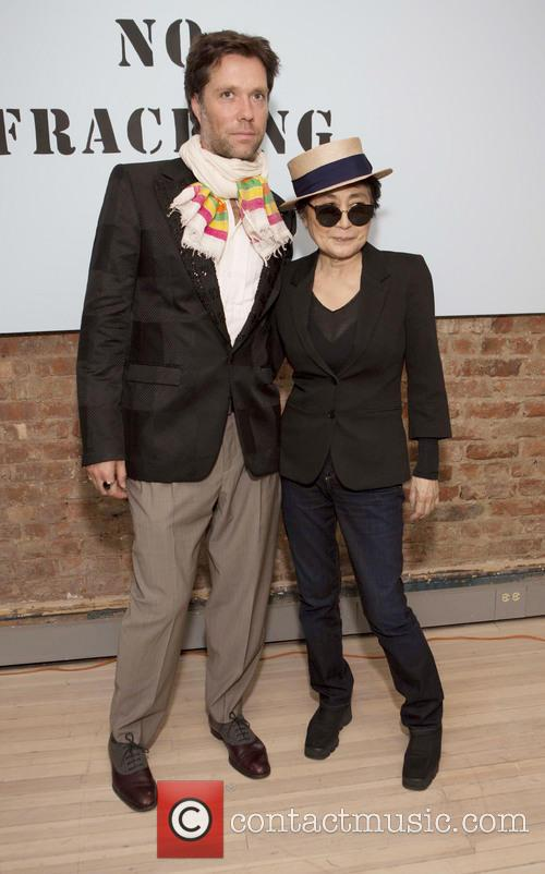 Rufus Wainwright and Yoko Ono 6