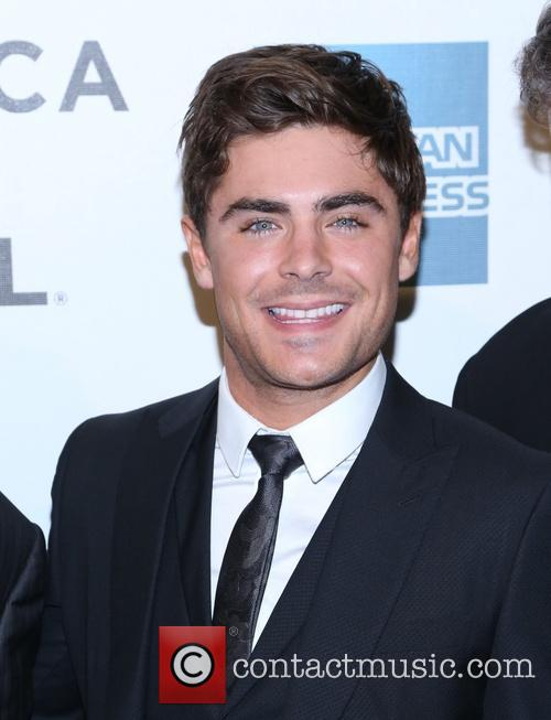 Zac Efron Suit