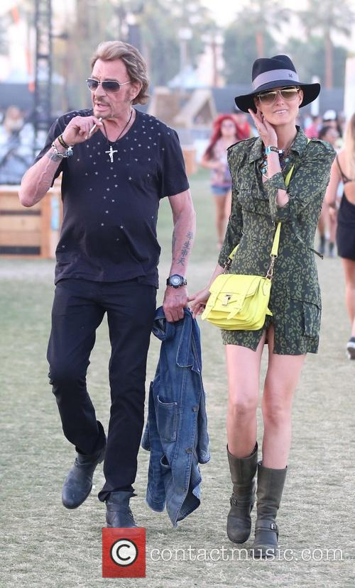 johnny hallyday laeticia hallyday celebrities at the 2013 3618071