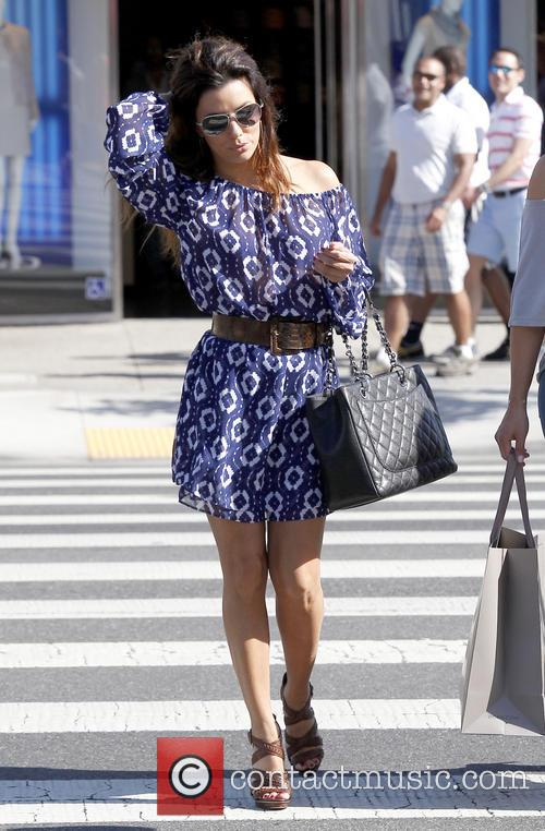 eva longoria eva longoria shops in sunset 3618018