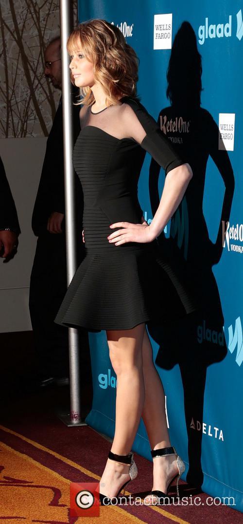 Jennifer Lawrence, JW Marriott