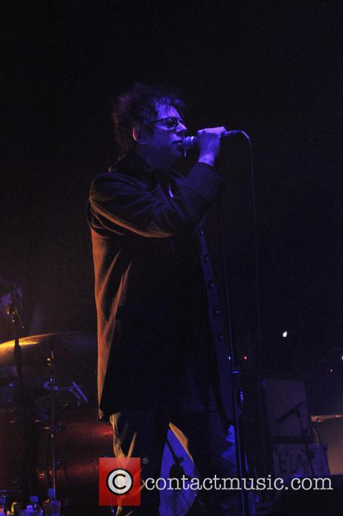 James and Echo and the Bunnymen perform live...
