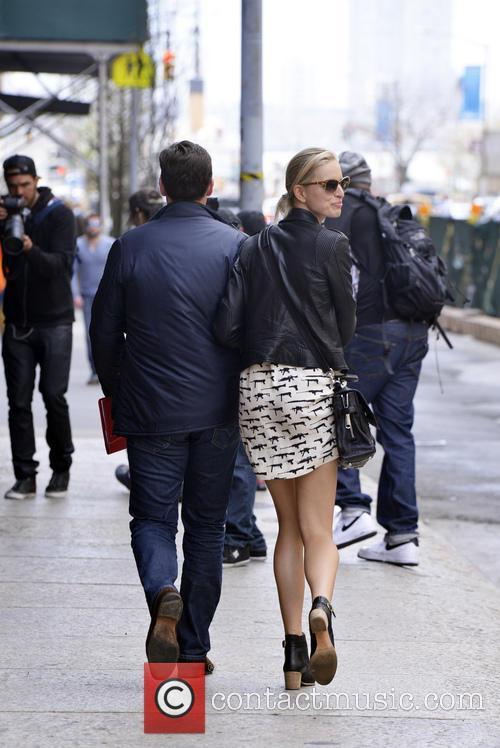 Model Karolina Kurkova and husband Archie Drury out...