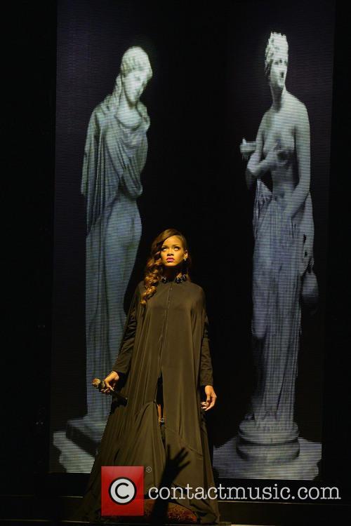 Rihanna, BB&T Center