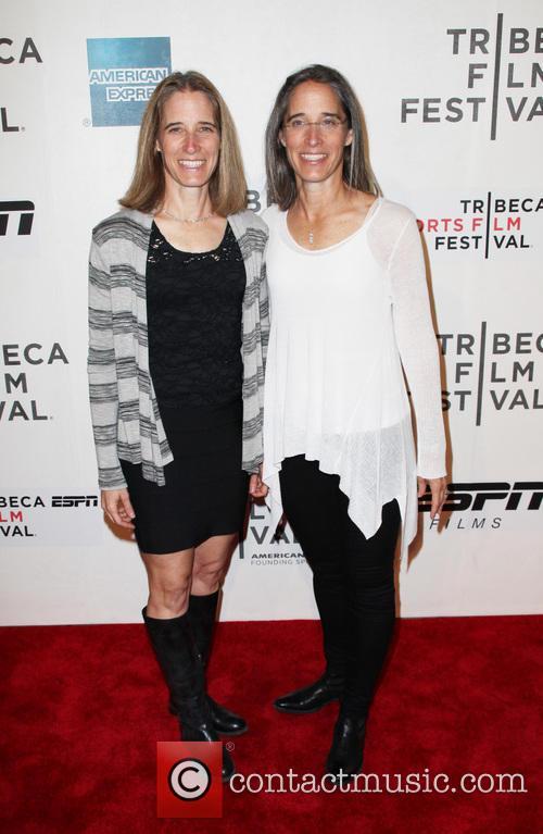 Lisa Lax and Nancy Stern 1