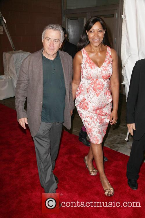 Robert De Niro and Grace Hightower 3
