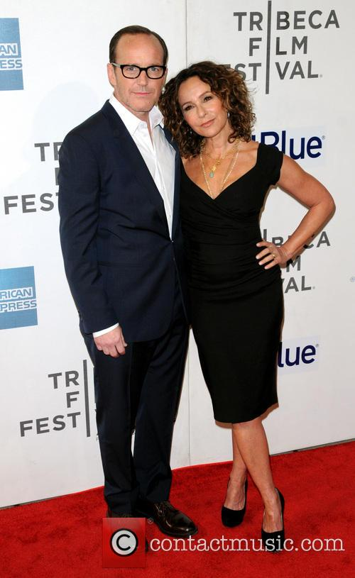 Jennifer Grey and Clark Gregg 2