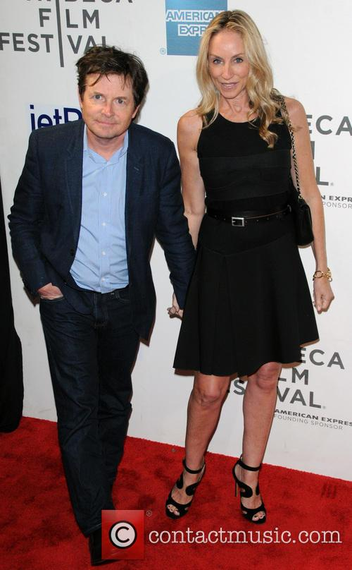 Michael J. Fox and Tracy Pollan 4