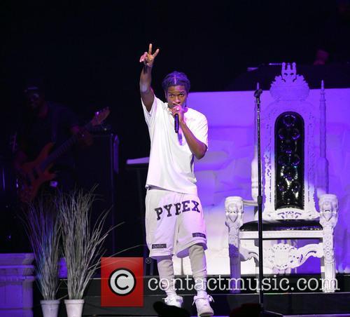 Rocky and Rihanna 5