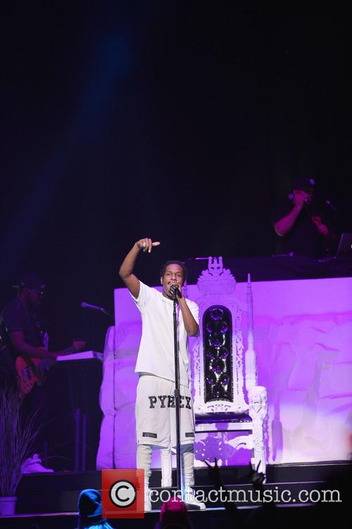 Rocky and Rihanna 6