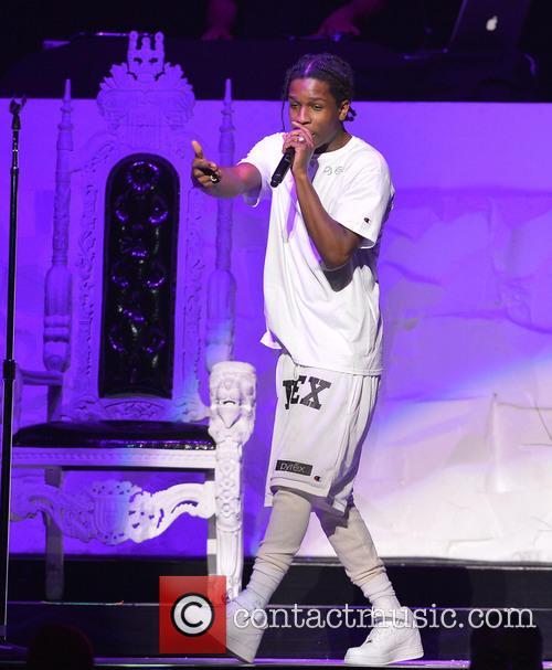 Rocky and Rihanna 9