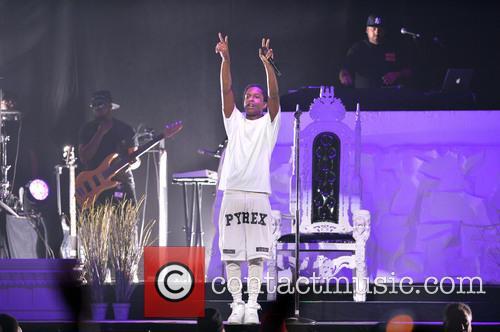 Rocky and Rihanna 13