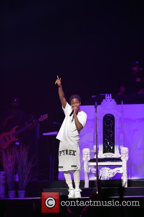 Rocky and Rihanna 14