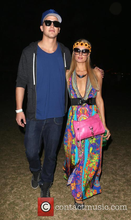 Paris Hilton and River Viiperi 11