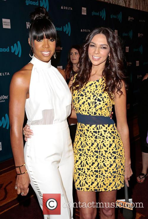 Kelly Rowland and Terri Seymour 9