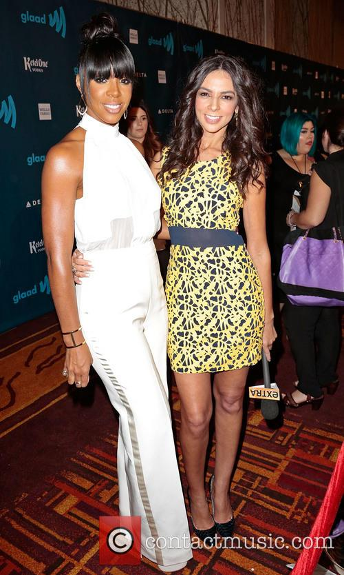 Kelly Rowland and Terri Seymour 11