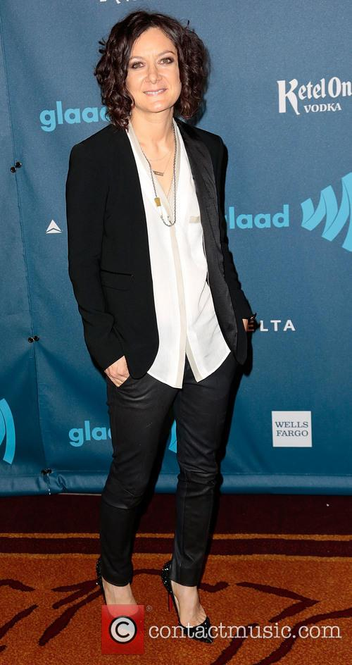 sara gilbert 24th annual glaad media awards 3618167