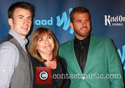 Chris Evans, Lisa Evans and Scott Evans 2