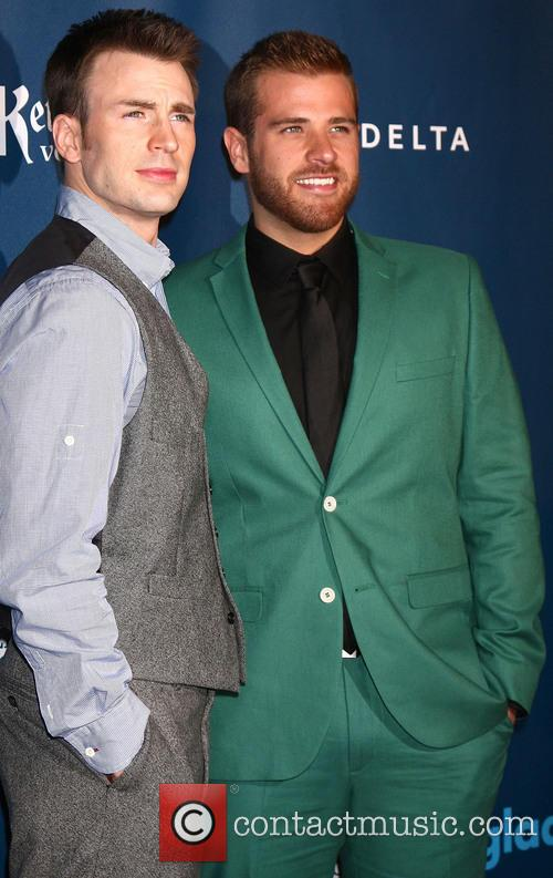 Chris Evans and Scott Evans 1