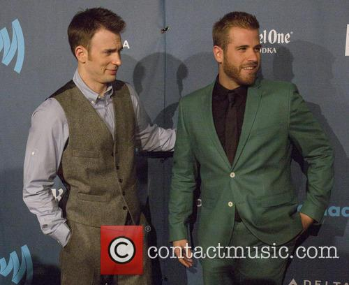 Chris Evans and Scott Evans 6