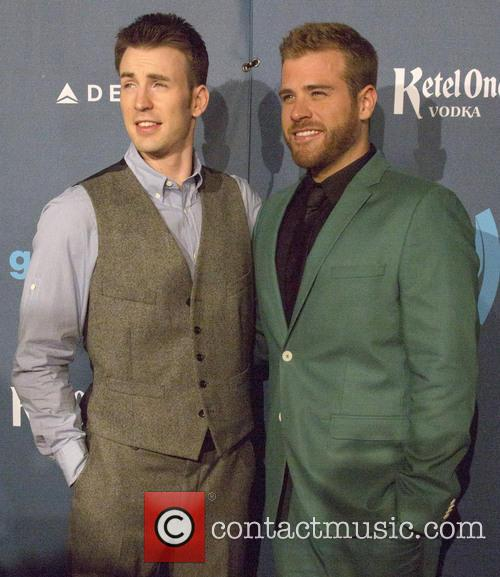 Chris Evans and Scott Evans 7